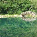 Lep most na jezeru