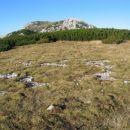 Pogled z vrha Deske na Tolsti vrh