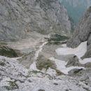 Kalška gora od Žagane peči (2058 m); 13. 5. 2