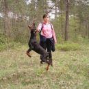 Glejte, kako skočim!