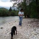Sprehod z Athino - Sava Bohinjka