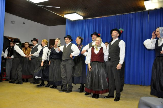 Nastop folklornih skupin v Zavodnjah 2011 - foto
