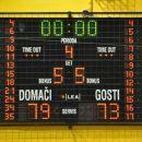 Košarka Elektra - Zagorje