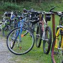 enourno kolesarjenje okoli Šamberga