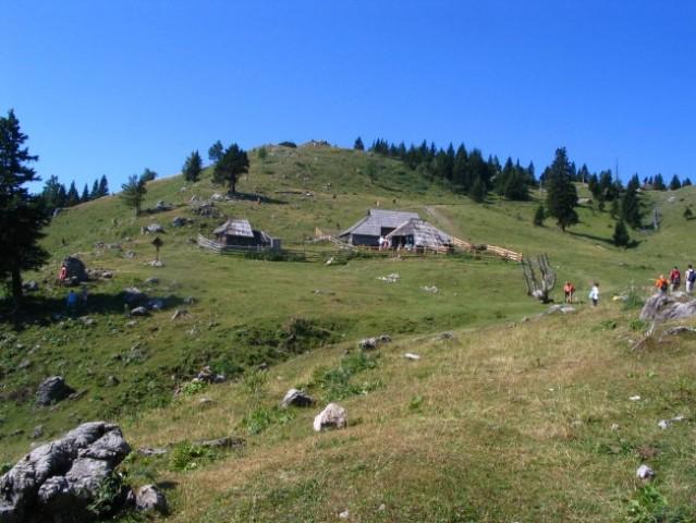 Velika Planina 2006 - foto