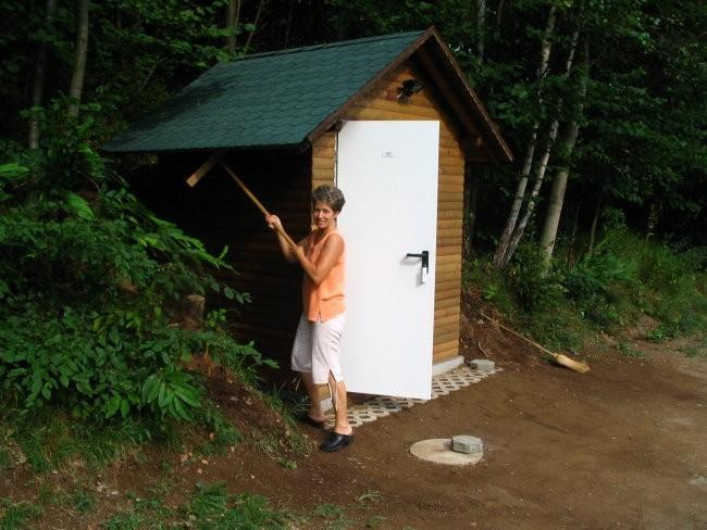 WC na Igrišču - foto povečava