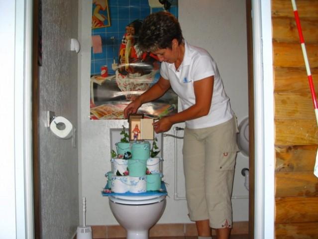 WC na Igrišču - foto