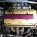 Predelan motor H Coupe-> B16B