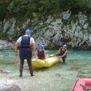 Rafting Soča 2006