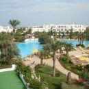 Hotelski bazen-pogled iz sobe