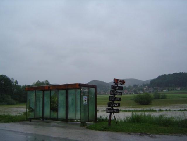 Poplava - foto