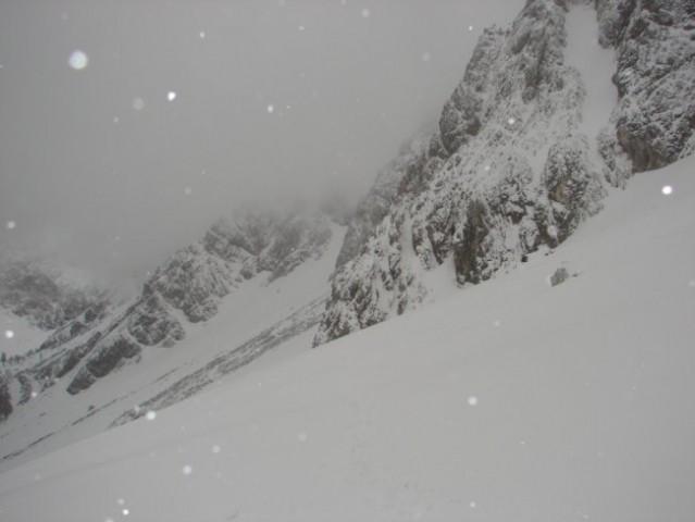Sve jači snijeg