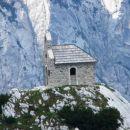 Kapelica na Moličkoj planini