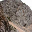 Slovenska pot ide po dijagonalnom žlijebu