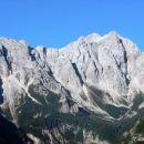 Turska gora i Rinke s puta na Ojstricu