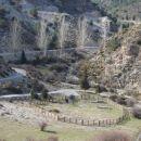 Ulazni dio Nacionalnog parka Sierra Nevada