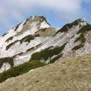 Ledinski vrh s Jezerskog sedla