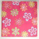 21 - rože na pink podlagi