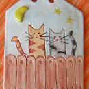 mačkasta slika s srečanja v Prečni pri Novem mestu