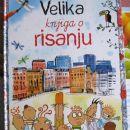 Velika knjiga o risanju za hčero - kupljeno pri Vale Novak