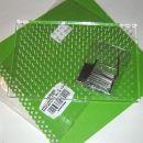 ploščica s kovinskimi zatiči - pripomoček za ukrivljanje žičk za nakit