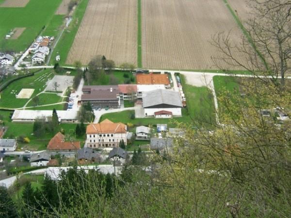 šola iz zraka