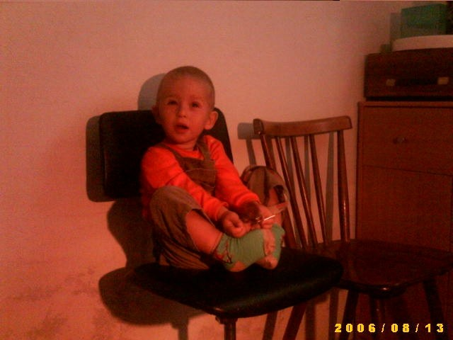 My brother-moj tamali =) - foto