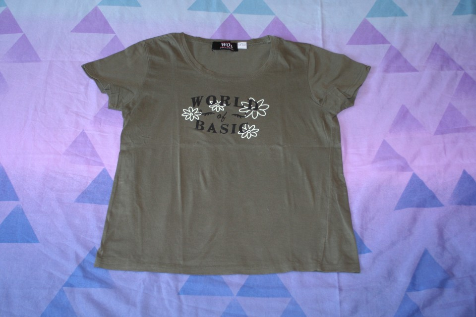majica št. 36-38,  3€