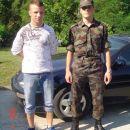 Jaz in brat