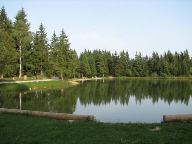 Se en pogled na Blosko jezero