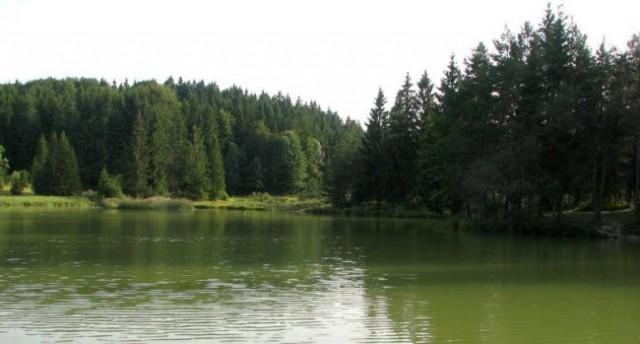 Blosko (Volcje) jezero
