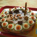 Torta za Bitov prvi rojstni dan