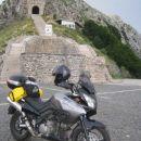 Lovčen; počivališče Črnogorskega vladarja Njegoša