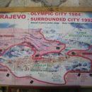 Srbska okupacija Sarajeva