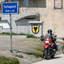 Furkapass- eden izmed najlepših prelazov. Ampak to sva ugotovila šele kasneje, ko sva priš