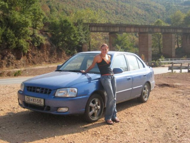 2007 - Romunija, Bolgarija, Makedonija, ... - foto