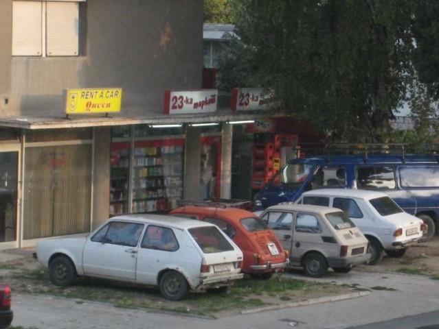 Rent a car - Ohridsko jezero