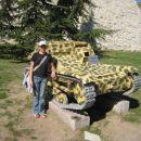 My little tank ...se še kdo spomni serije Alo Alo :)