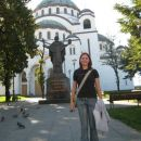 Cerkev Svetega Save v Beogradu in KArmen