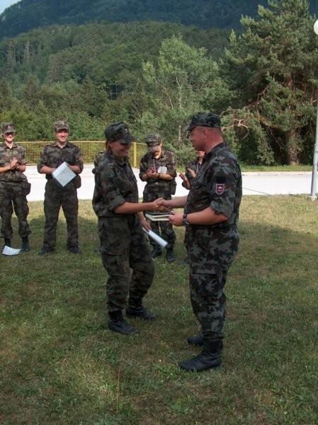 Vojaški tabor 2006 - foto