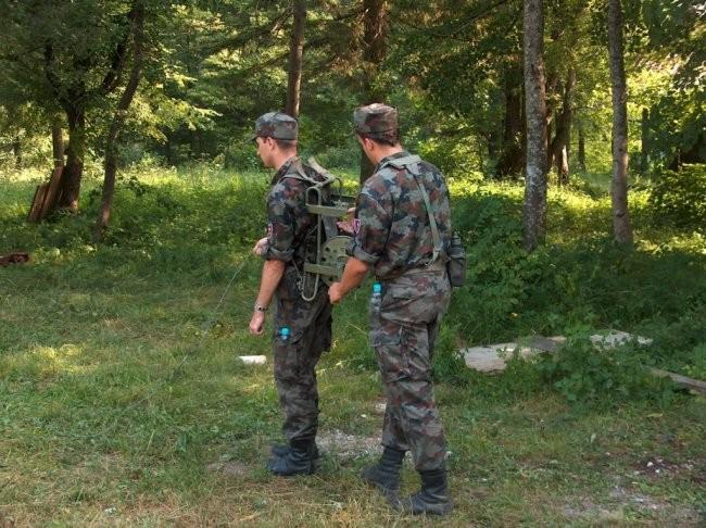 Vojaški tabor 2006 - foto povečava
