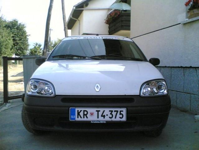 Clio - foto