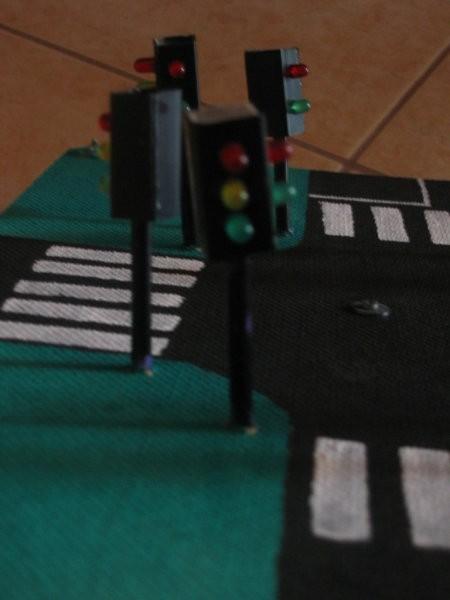 Semaforji iz LED