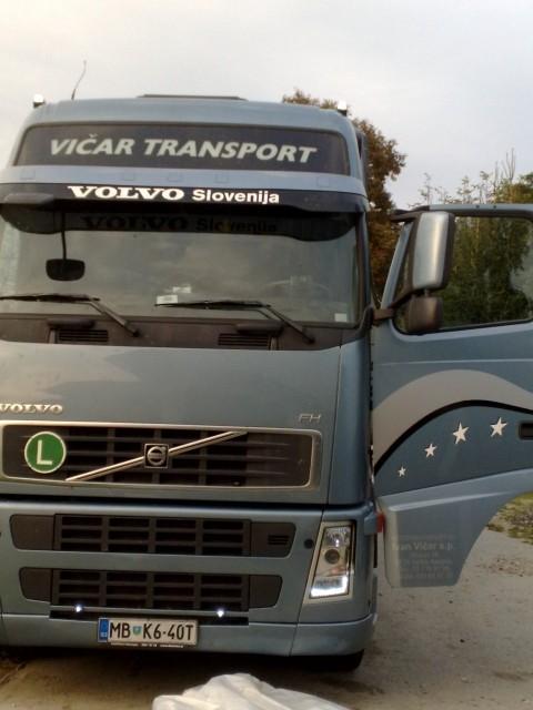 Osvetlitev tovornjaka :)