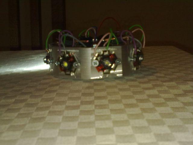 Rotacija LED