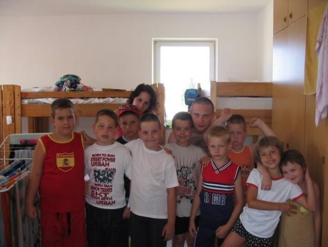 Punat 2006 - jaz s skupino Medvedi