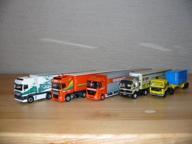 Vsi modeli ki sem jih kupil zadnja dva tedna.
