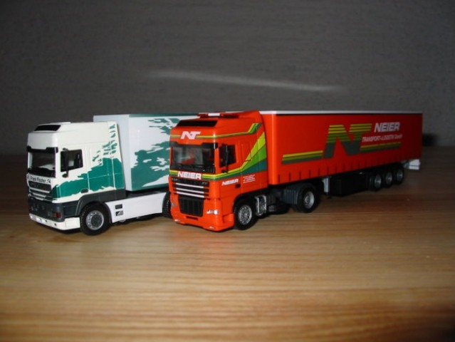 DAF 95 500 SuperSpaceCab in DAF XF95 SuperSpaceCab.