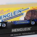 MERCEDES-BENZ ACTROS MegaSpace - HENGLEIN 47€ (11280sit)