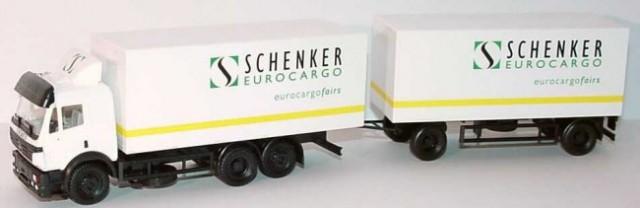 MERCEDES-BENZ SK1 - SCHENKER 18€ (4320sit)